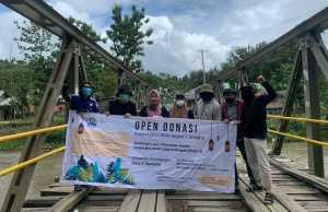 Peduli Sesama, Smansa Unaaha 2012 Sambangi Pelosok Desa di Kabupaten Konawe