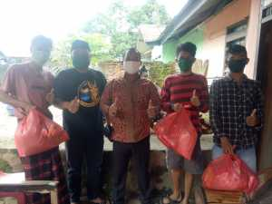 Sisihkan Gaji Bantu Masyarakat, PMII Kendari Apresiasi Tindakan Ipda Maulana Akbar