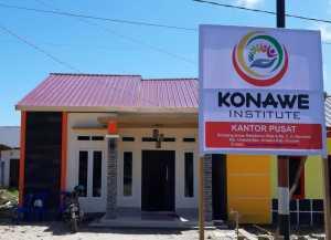 Perkuat Arah Perjuangan, Konawe Institute Focus Penguatan Internal Organisasi