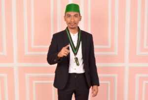 Ketua BADKO HMI Sultra Eko Hasmawan Baso