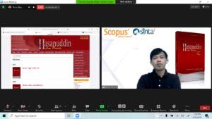STIE Enam Enam Kendari Bersama Dosen Indonesia Semesta Selenggarakan Workshop Tata Kelola Jurnal